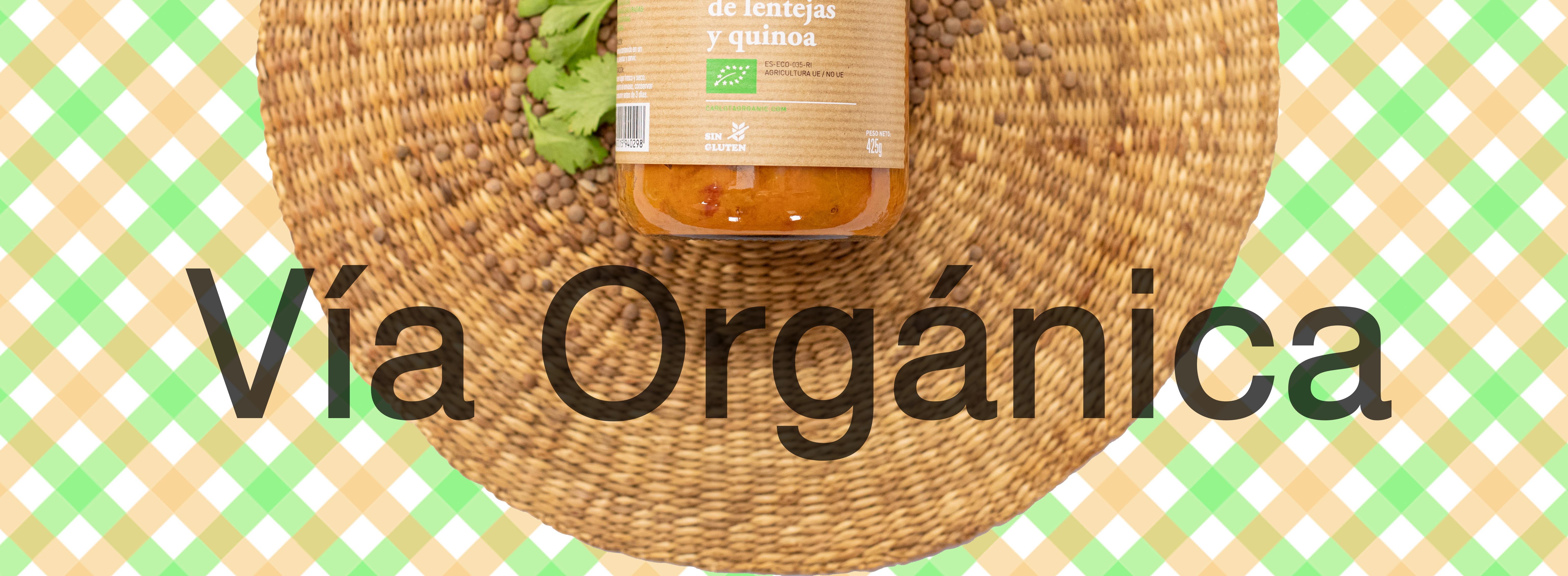 Via organica Header